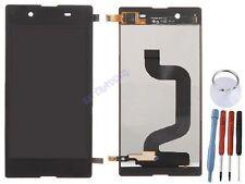 ECRAN LCD + VITRE TACTILE BLOC ASSEMBLE POUR SONY XPERIA E3 D2203 D2206 NOIR