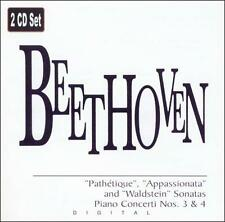 DAMAGED ARTWORK CD Beethoven, L.V.: Pathetique / Appassionata / Waldstein Sonata