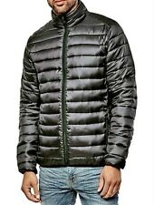 MEN'S PADDED JACKET BY THREADBARE,SIZE XXL. COLOUR BLACK NEW WITH TAGS