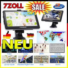 8GB 7'' Zoll Touch Screen PKW Auto GPS Navi Navigation Navigationsgerät Europa