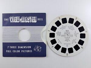 Cypress Gardens - Florida - USA - Vintage View-Master Single Reel Number 164