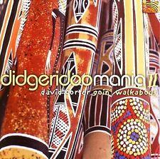 Audio CD Didgeridoo Mania 2: Goin Walkabout - VARIOUS ARTISTS - Free Shipping