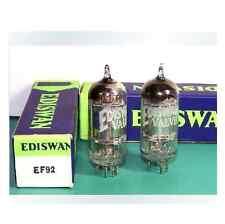 British EDISWAN Tube EF92 ( NEW )