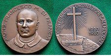 MONSIGNOR FRANCESCO MARIA DI FRANCIA 100° ORDINAZIONE SACERDOTALE SICILIA - BR.