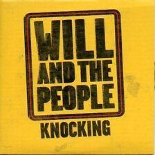 (713C) Will & The People, Knocking - DJ CD