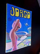 JORGO  9 - ED. EDIGRAFITAL - OTTIMO - NON DI RESO