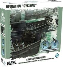 Dust Tactics Campaign Expansion: Operation Cyclone New