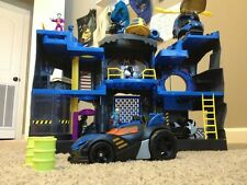 Batcave Imaginext