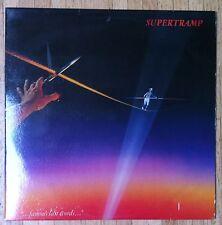 SUPERTRAMP Famous Last Words LP/CZECH