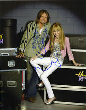 Miley Cyrus ++ Autogramm  ++  Hannah Montana ++ Two and a Half Men