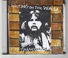 (HJ321) Writing On The Wall, Jimmy Hush - DJ CD