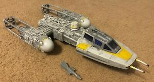Star Wars Power Of The Force Y-Wing 1999 Hasbro