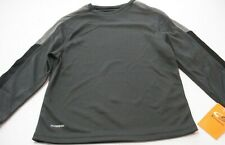 Boys Champion Long Sleeve Shirt Size 4-5 XS Duo Dry NEW