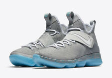 {852405-005} Men's Nike LeBron 14 'MAG' Marty McFly Back to the Future *NEW*