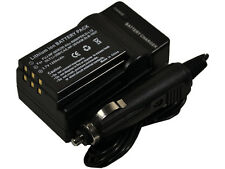 New NP-30 Battery and Charger for Casio QV-R3 QV-R4 Creative DiVi CAM 42 NP30