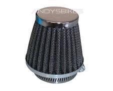 YAMAHA DT125R DTR DTR125 DT 125 42mm - 43mm conique COURSE puissance FILTRE À