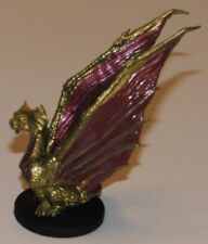 BRASS DRAGON WYRMLING 23 Monster Menagerie II D&D Dungeons and Dragons