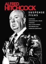 Alfred Hitchcock: Suspense Films Collection (DVD, 2016) Brand New