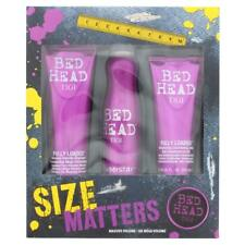 TIGI Bed Head SIZE MATTERS Fully Loaded GIFT SET - 3 piece Volumising Haircare