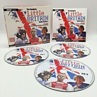 The Complete Little Britain Radio Series 1 (3 CD Audiobook)