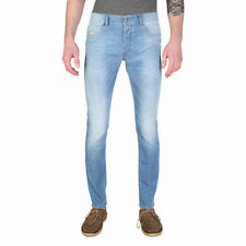 Diesel Cotton Skinny, Slim Rise 34L Jeans for Men
