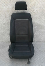 BMW 1 SERIES E87 LCI Cloth Interior Front Right Seat Driver with Side Airbag O/S