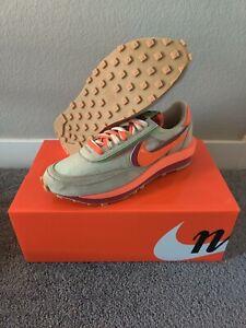 Size 13 - Nike LDWaffle x Sacai x CLOT DH1347-100 (Deadstock)