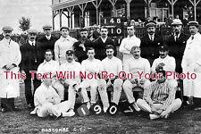 HA 277 - Boscombe Cricket Club, Hampshire 1907 - 6x4 Photo