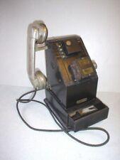 Vintage National Cash Register Credit Stamping Machine Metal WE Handset 1940's