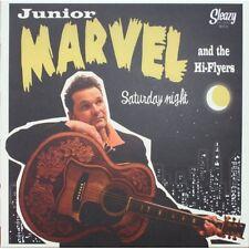Junior Marvel and The Hi-Flyers - Saturday Night 10 inch 25 CM Vinyl Edition NEW