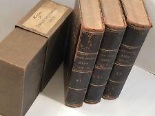 L' Allemand Français guerre 1870/71 3 volumes et 41 lithographies avec croquis