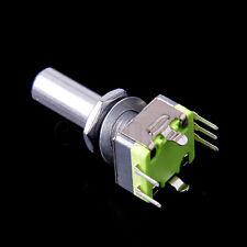 1x 12mm Shaft Rotary Encoder Switches Dia 6MM EC11 A617 DH