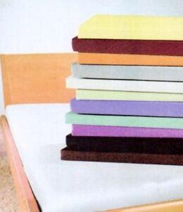 Wholesale Job Lot Bedding 20 pcs Double Flat Sheets Polycotton Assorted Colours
