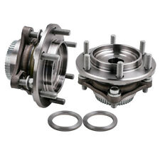 2 pcs for Toyota Hilux Front Wheel Bearing Hubs Assembly GGN25R KUN26R 6 Studs