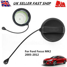 Replacement Petrol Fuel Tank Cap Gas Oil Cover Fits Ford Focus MK2 2005-2012