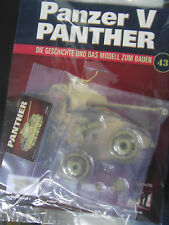 Panzer V Panther 1: 16 * componente n. 43 + LIBRETTO *