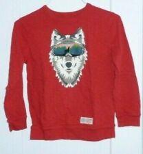 GAPKIDS - NWT Boy's Red T-Shirt w/Wolf Design - Sz XL