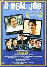 A Real Job (DVD, 2002, Brand New, Paul Kolsby, Sharon Repass, Alan Natale)