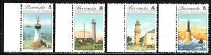 1996 Bermuda SC# 727 - 730 - Lighthouses - M-NH
