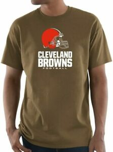 Cleveland Browns Men's Critical Victory III T-Shirt - Brown