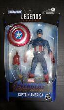 Marvel Legends Series Avengers Endgame Captain America NIB