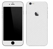 3D Textured Carbon Fibre Skin Sticker Decal Vinyl Cover Wrap ALL Apple iPhone