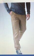 LULULEMON Commision Pant Men's Size 38 Khaki Desert $128 Classic