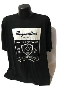 "NWOT Floyd ""Money"" Mayweather Sz XXL Mayweather Sports short sleeve t-shirt"