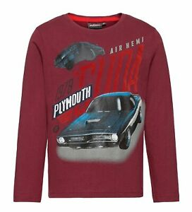 Fast and Furious Boys T-Shirt