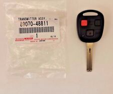 LEXUS OEM FACTORY MASTER KEY WITH REMOTE 2006-2007 LX470