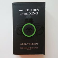 Libro Tapa Blanda THE RETURN OF THE KING - J.R.R. Tolkien
