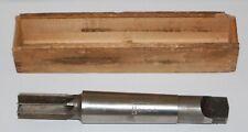 1316 Brown Sharpe Shell Mill Reamer 9 L Left Hand Straight Flute Bamps 9l Taper