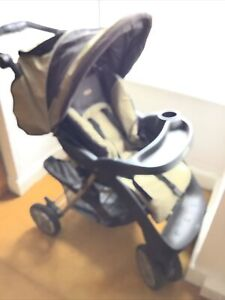 Graco Folding Buggy Stroller Pushchair Outdoor Solid Pram