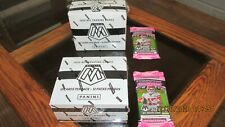 2020 Mosaic Nfl Cello Pack Fat Pack - Sealed Package With 12 Packs Inside.